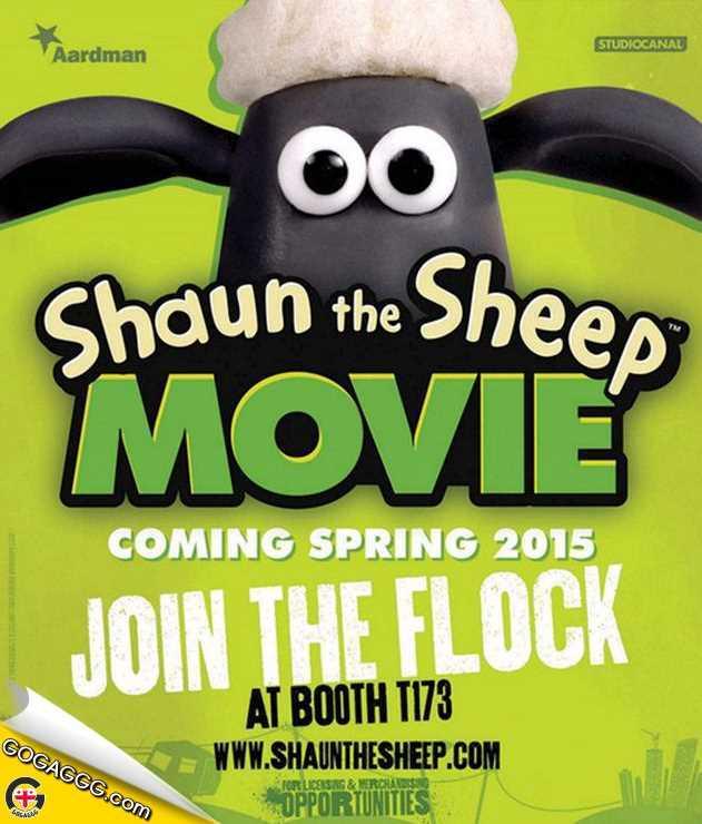 Shaun the Sheep Movie / ცხვარი შონი (ქართულად)