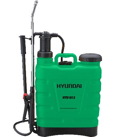 Aspersora Bomba Fumigadora Manual Hyundai 18 Lt Hyd1812