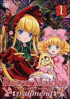 Watch Rozen Maiden: Traumend Online