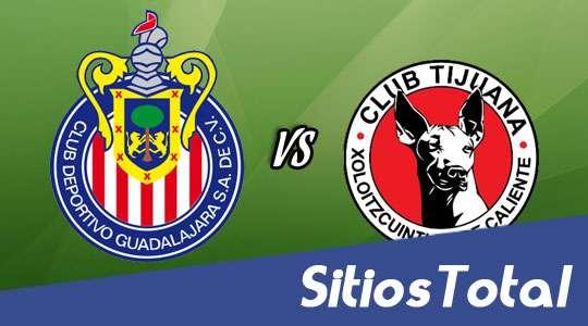 Chivas vs Xolos Tijuana en Vivo - Copa MX