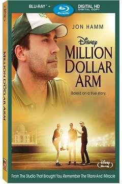 Yetenek Avcısı - Million Dollar Arm - 2014 BluRay 1080p x264 DTS MKV indir