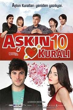 Aşkın 10 Kuralı - 10 Regole Per Fare Innamorare - 2012 Türkçe Dublaj MKV indir