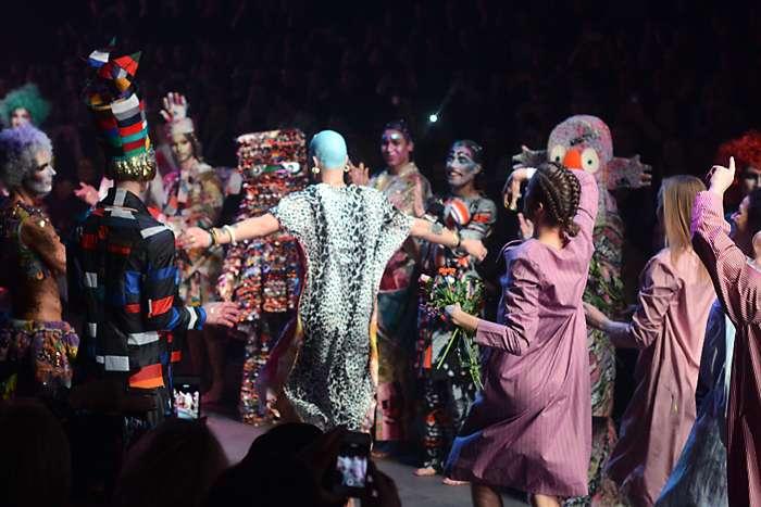 Highlights @ Mercedes Benz Fashion Week Amsterdam