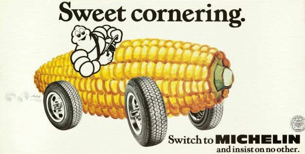 Sweet cornering. Switch to Michelin and insist on no other.