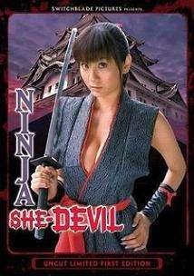Nữ Ninja Gợi Cảm