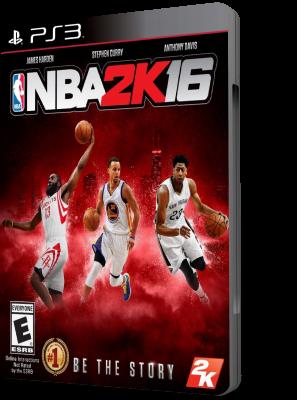 [PS3] NBA 2K16 (2015) - SUB ITA