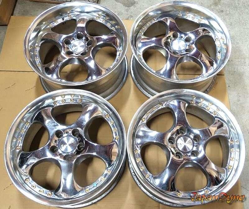 RAYS Pleasure 18x9J/10J 5x114 Wheels alloy rims RX7 FD3S IS250 R