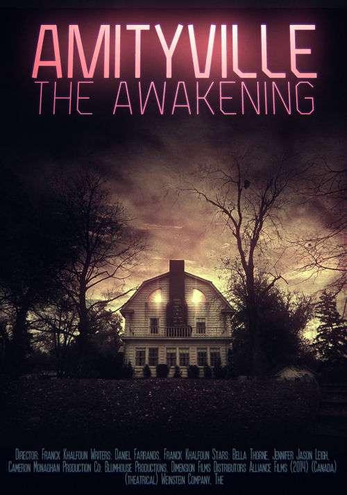 Amityville The Awakening 2014 Poster