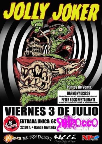 Jolly Joker Valencia