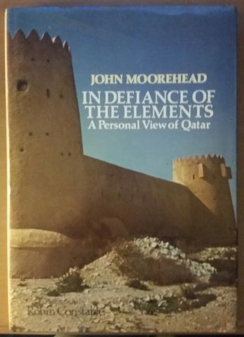 In Defiance of the Elements, Moorehead, John