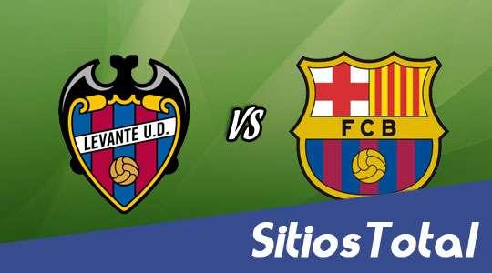 Levante vs Barcelona en Vivo - Liga BBVA 2014-2015
