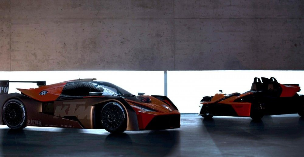 KTM GT4 race Car European GT4 series 2014  motorsport news  n7thGEar KTM X-Bow GTR