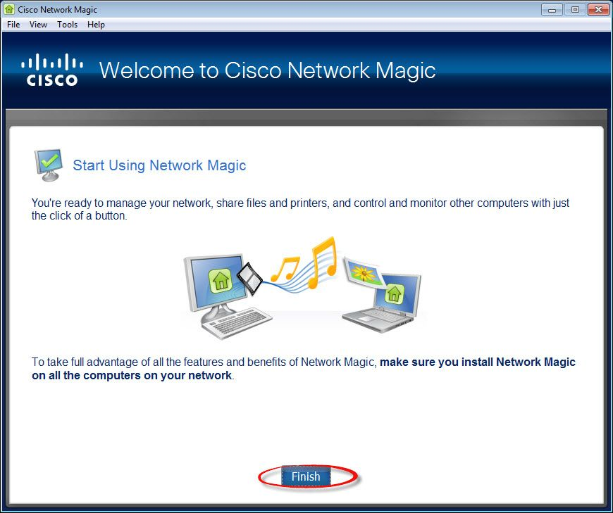 Descargar network magic portable
