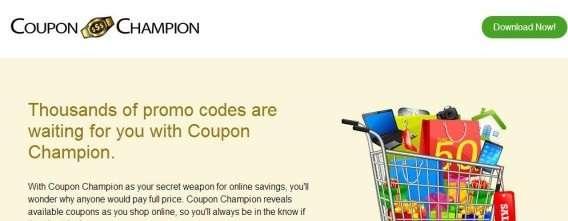 Usuń ogłoszenia ChampionDeals