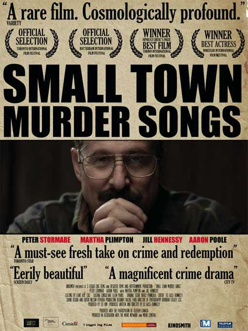 Small Town Murder Songs (2010) DVD5 Copia 1:1 ITA