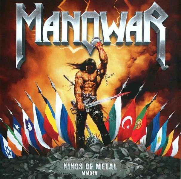 Manowar - Kings Of Metal MMXIV (2CD) (Silver Edition) (2014)
