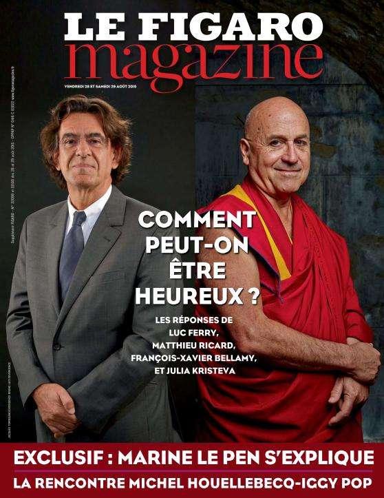 Le Figaro Magazine - 28 Août 2015