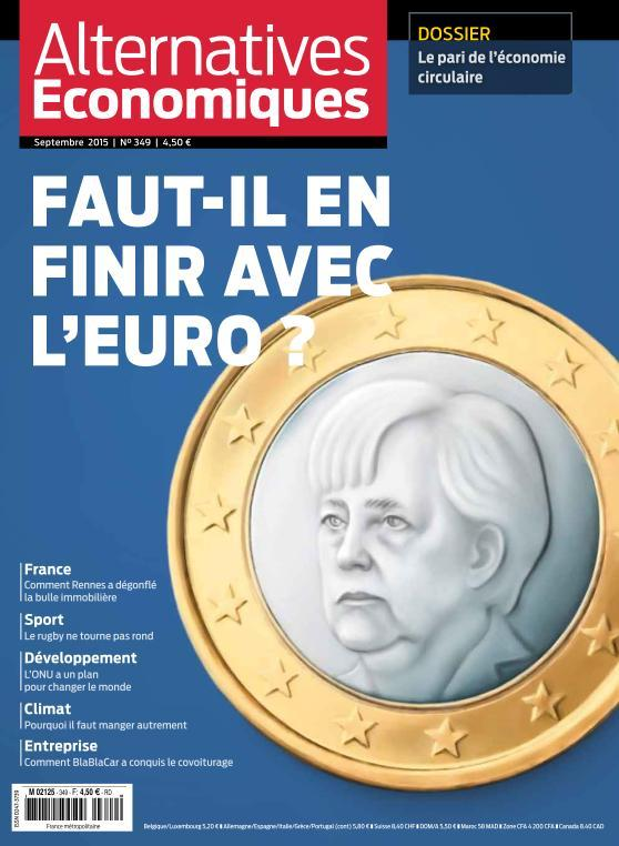 Alternatives Economiques 349 - Septembre 2015