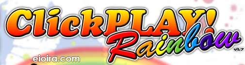 ClickPLAY Rainbow Logo