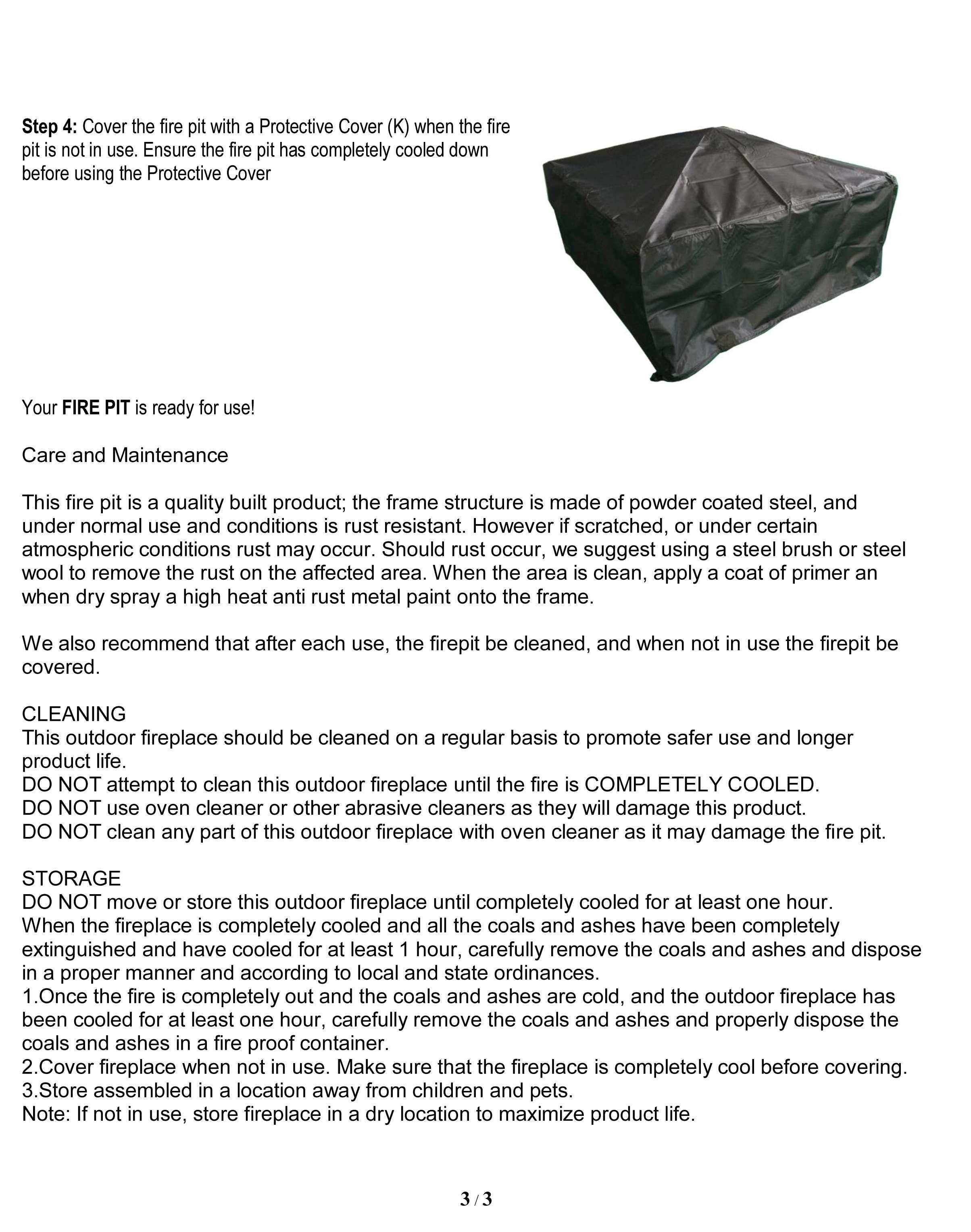 garden sun patio heater assembly instructions