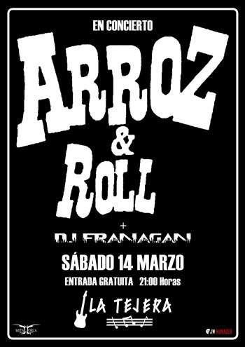 Arroz & Roll - tejera