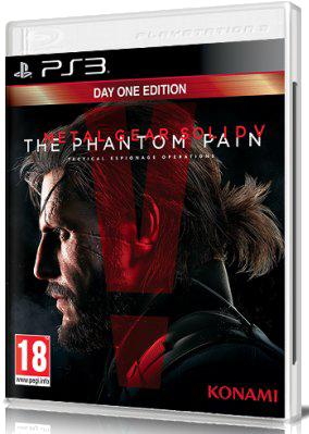 [PS3] Metal Gear Solid V: The Phantom Pain (2015) - SUB ITA