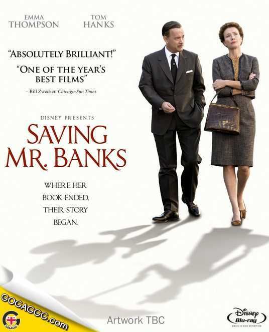 Saving Mr. Banks | მისტერ ბენქსის გადარჩენა (ქართულად)