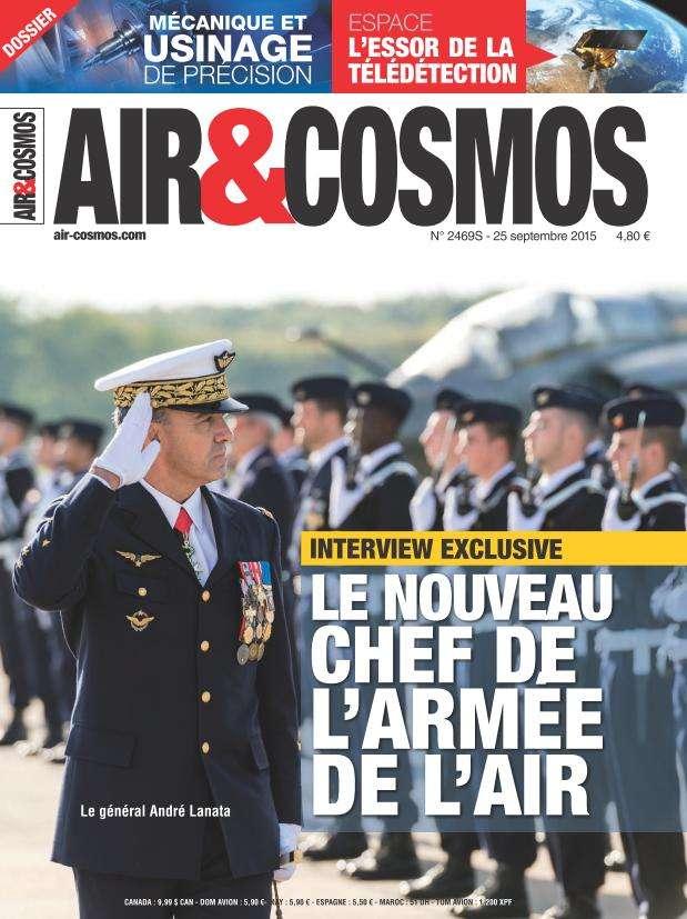 Air & Cosmos - 25 Septembre au 1er Octobre 2015
