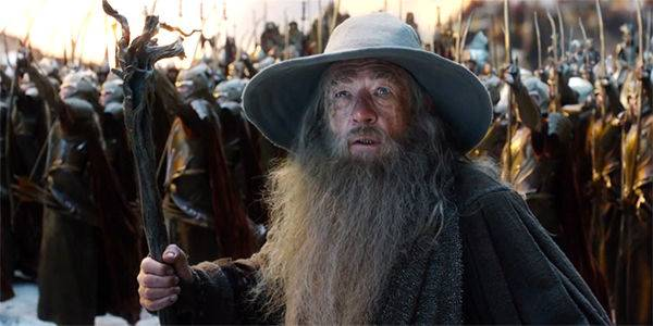 The Hobbit 3 Gandalf