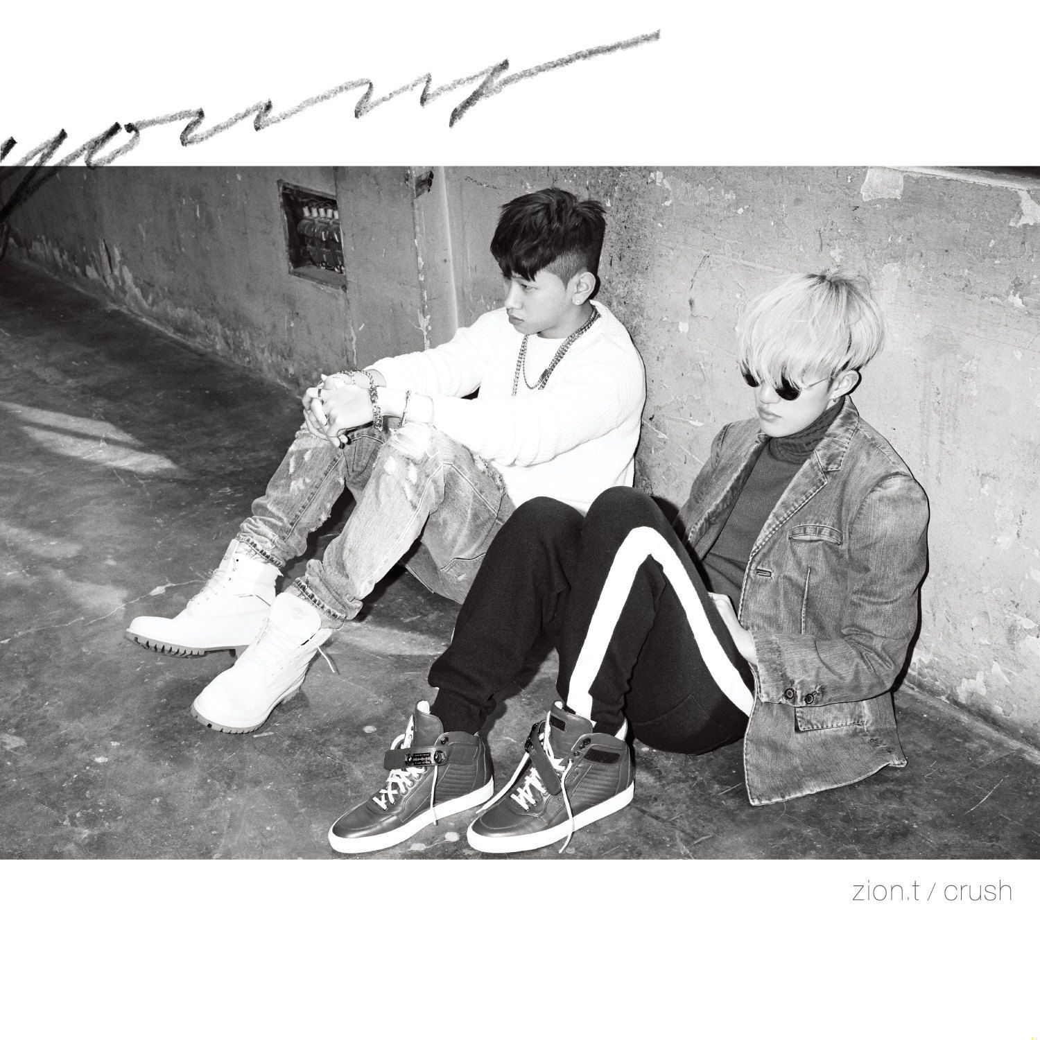 Mp3 Young Down: Download [Single] Zion.T, Crush