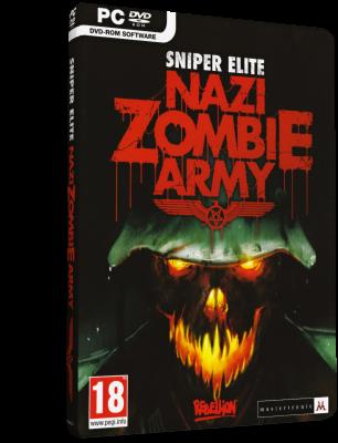 Sniper Elite Nazi Zombie Army DOWNLOAD PC SUB ITA (2013)