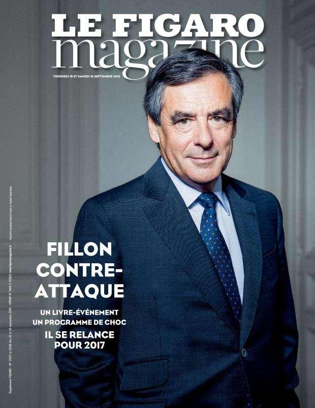 Le Figaro Magazine - 18 Septembre 2015