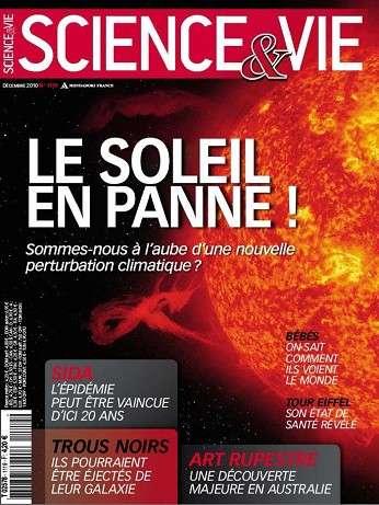 Science et Vie 1119 - Le soleil en panne !