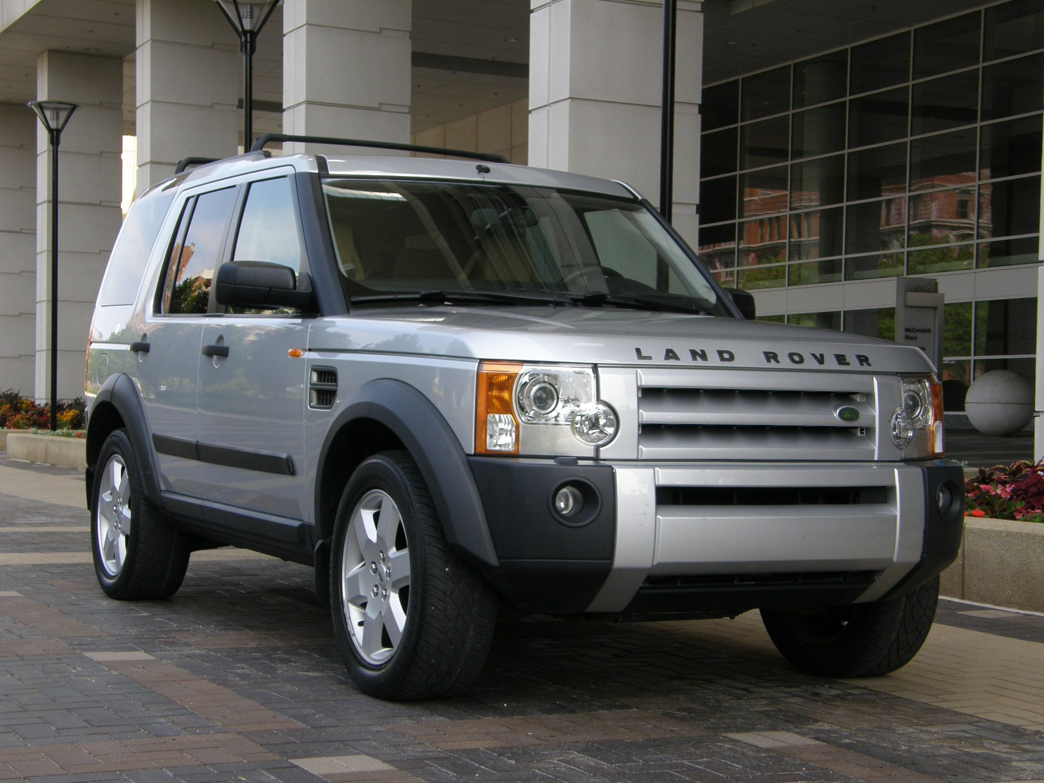 purchase used 2005 land rover lr3 hse 7 clean carfax 2. Black Bedroom Furniture Sets. Home Design Ideas