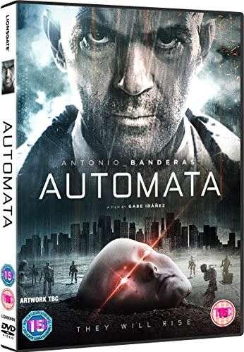 Automata (2015) DVD 9 Copia 1:1 ITA DDN
