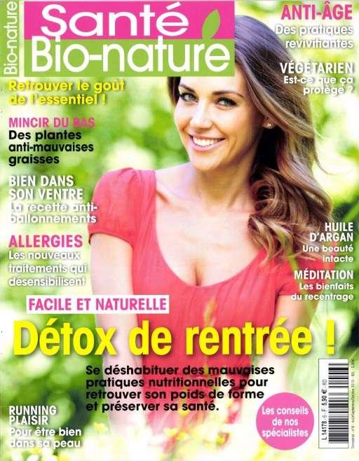 Santé Bio Nature 6 - Septembre/Octobre 2015