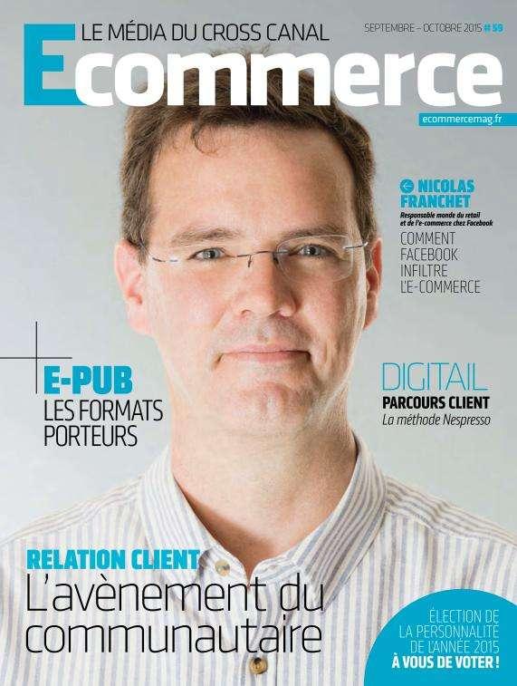 Ecommerce 59 - Septembre-Octobre 2015