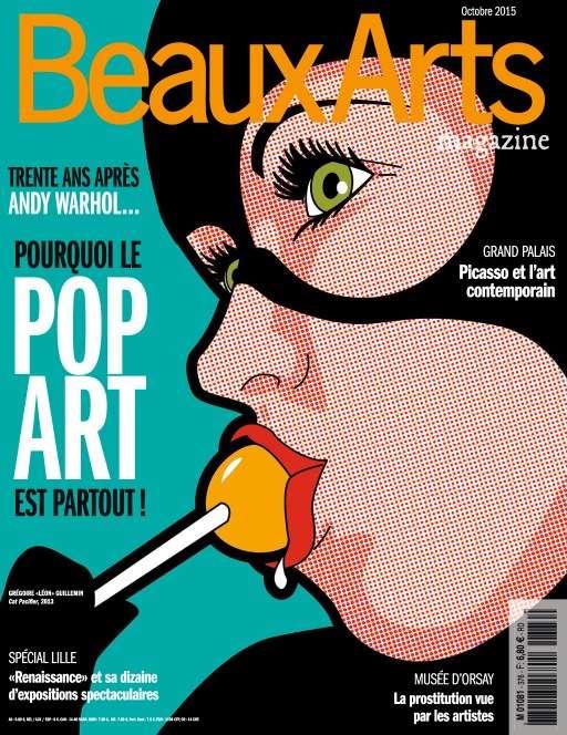 Beaux Arts Magazine 376 - Octobre 2015