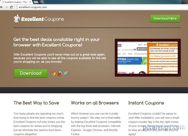 Ads by excellents coupons