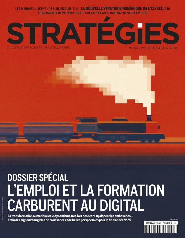 Stratégies - 24 Septembre 2015