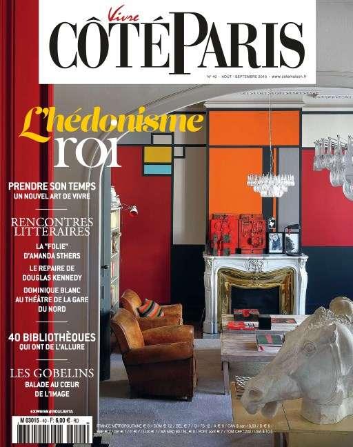 Vivre Côté Paris 40 - Septembre 2015