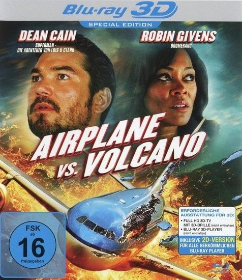 Airplane vs Volcano (2014) MKV 3D Half-SBS AC3 ITa (Resync) Eng - DDN