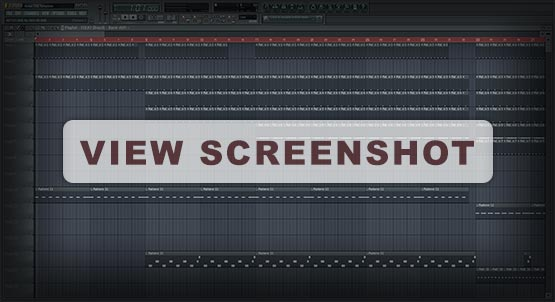 FL Studio Screenshot Template / Project