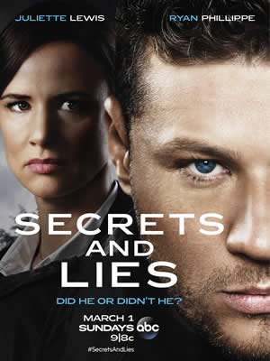 Secrets and Lies – S01E01 – The Trail