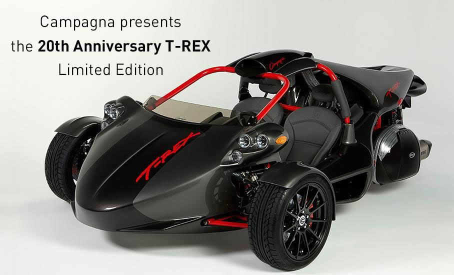 Campagna T-REX 20th Anniversary Limited Edition