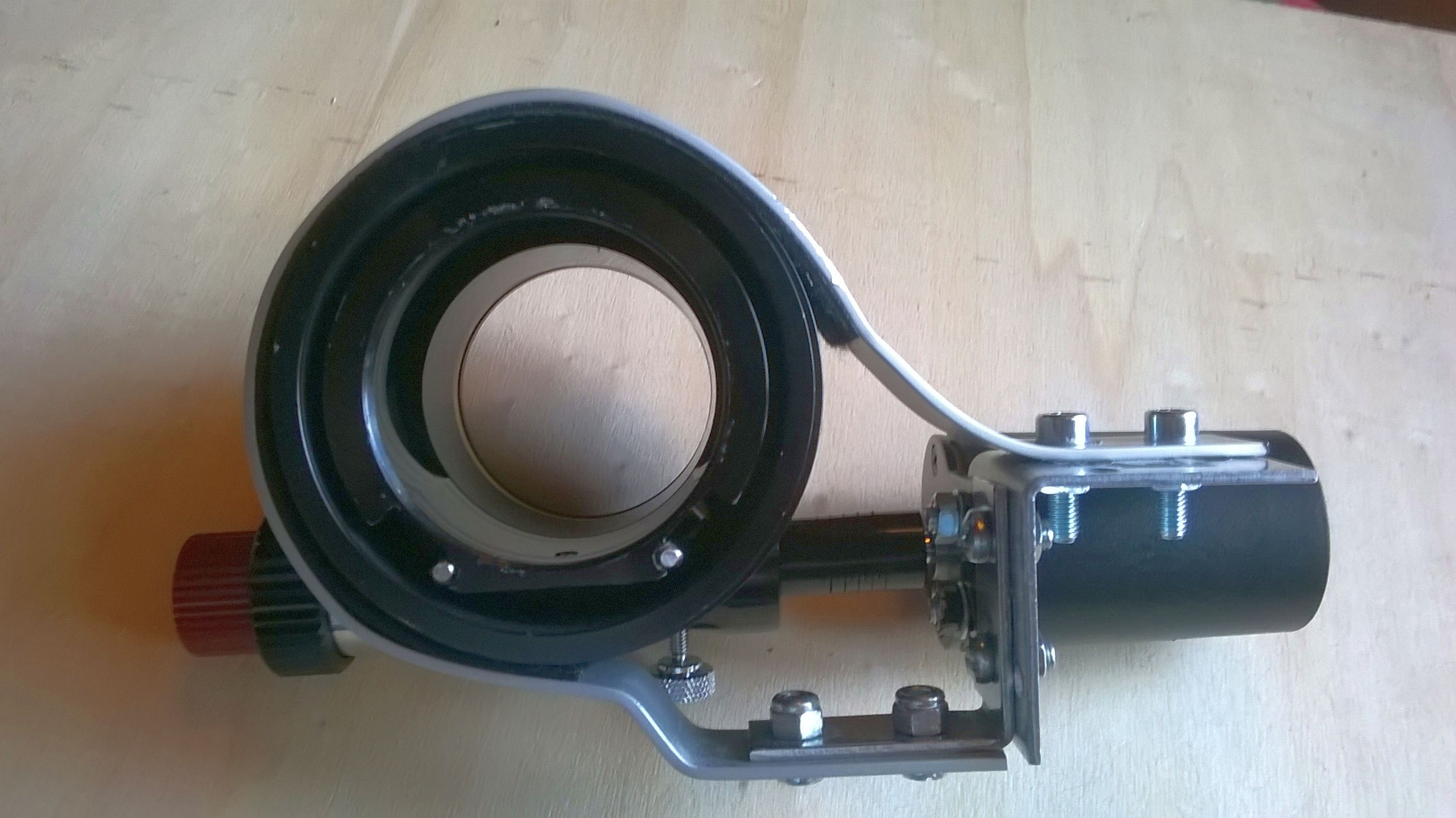 FT focuser motorization with Orion Accufocus - SolarChat!