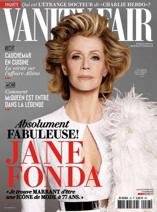 Vanity Fair France - Octobre 2015
