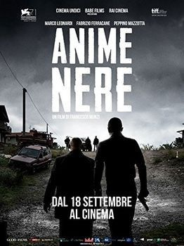 Anime Nere (2014) DVD9 Copia 1:1 Ita
