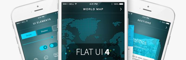 Flat UI Bundle