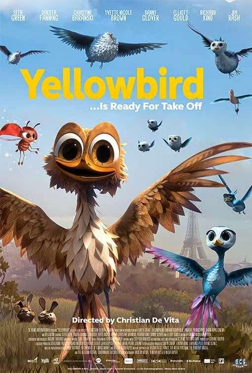 Yellowbird นกซ่าส์บินข้ามโลก HD 2014